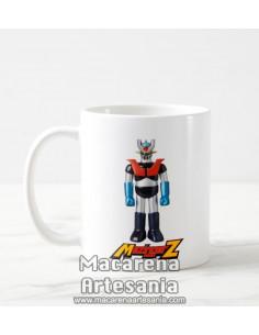 Taza de cerámica con Mazinger Z. Solo en venta en alta calidad en nuestra tienda online