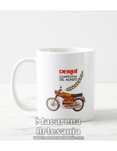 Taza de cerámica con la Derbi Antorcha. Solo en venta en alta calidad en nuestra tienda online