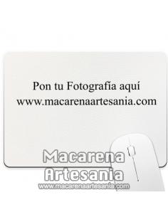 Alfombrilla ratón rectangular personalizada con su fotografía con la mayor calidad, precios y calidad sin competencia