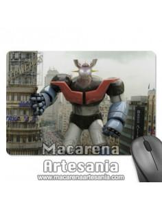 Alfombrilla de ratón de Mazinger Z, solo en venta en www.macarenaartesania.com